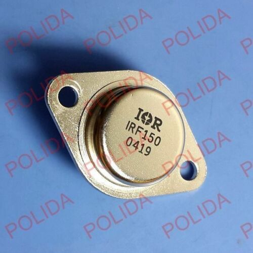 1PCS MOSFET Transistor IR//HARRIS//MOTOROLA TO-3 IRF150