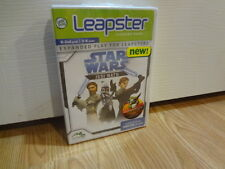 Leap Frog. Leapster. Leapster2. Star Wars - Jedi Math Ages 5-8 Brand New.
