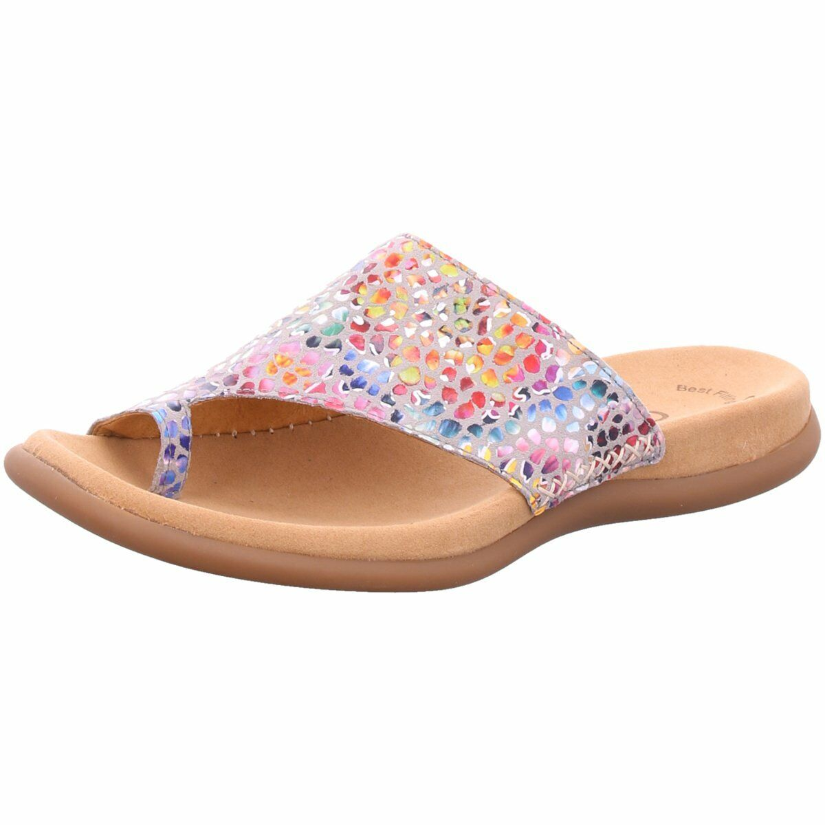 Holly Jolly Damen Sandaletten 23.700.59 bunt 663809
