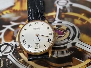 Reloj-Tissot-Vintage-Visodate-Stylist