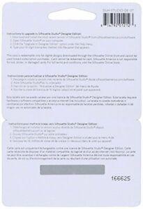 New Silhouette Studio Designer Edition Software Rhinestone Template For Cameo 814792012123 Ebay