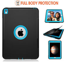 "For Apple iPad Pro 9.7"" Shockproof Tough Rugged Defender Armor Hard Case Cover"