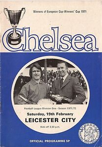 Chelsea-v-Leicester-City-Div-1-Feb-1972-Football-Programme