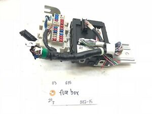image is loading 03-04-infiniti-g35-fuse-box-junction-bcm-