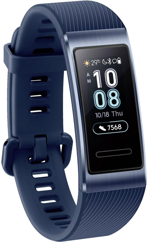 Blau NINETEC Ersatz-Armband für Smartfit F3/&F3HR Fitnesstracker Wechsel Band.