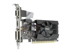 MSI-GeForce-GT-710-DirectX-12-GT-710-2GD3-LP-2GB-64-Bit-DDR3-PCI-Express-2-0-HDC