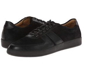 168 por una caja nueva, zapatos deportivos Hale han Ridley, zapatos negros de gamuza SZ 12.