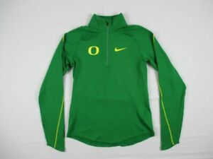 Nike-Oregon-Ducks-Green-Pullover-Multiple-Sizes-Used