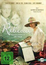 REBECCA  2 DVD NEU CHARLES DANCE/LUCY COHU/ANTHONY BATE/JOHN BRANWELL