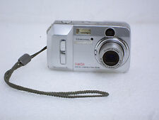 Vtg Classic Olympus CAMEDIA D-595 Zoom 5.0 MP Digital Camera, 3X Optical Zoom