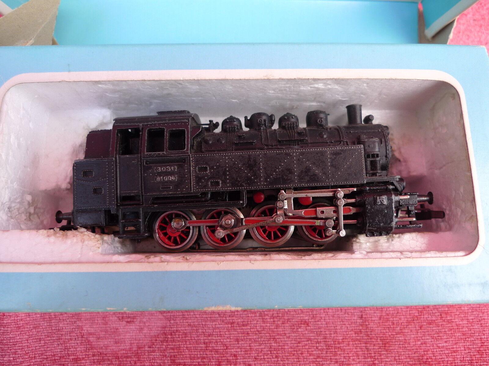 Vieja Märklin-Lok __ thanderlokomotive 3031 __