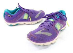 ac931ea6720 Brooks PureFlow 4 Womens Size 7.5 Running Shoes Blown Rubber Soles ...