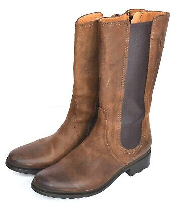 Hunter Boots Darby Womens Sz 7 Leather