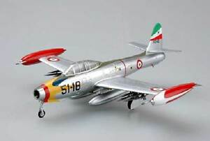 simple-facile-modele-F-84G-Italie-AIR-FORCE-THUNDERJET-deja-Assemble-1-72