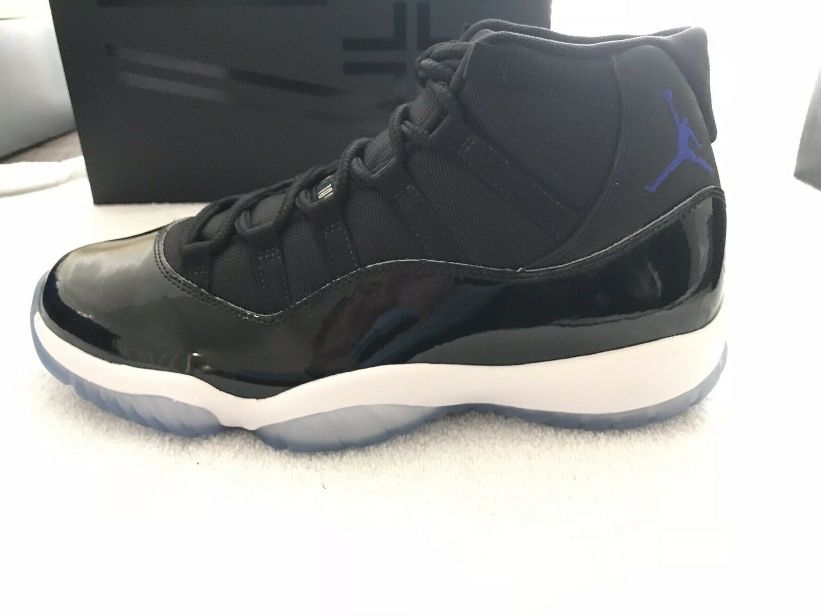 2016 Nike Air Jordan Retro XI 11 -  Space Jam   - Size 10