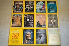 NATIONAL GEOGRAPHIC CENTENNIAL YEAR 1888-1988 Complete Set of 12 Issues / Mint