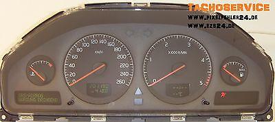 Reparatur Tacho - Kombiinstrument  Volvo S60, S80,S70,XC70,XC90