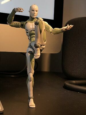 CaRB TOA PVC Action Figure Heavy Industries Synthetic Human Collectible Body