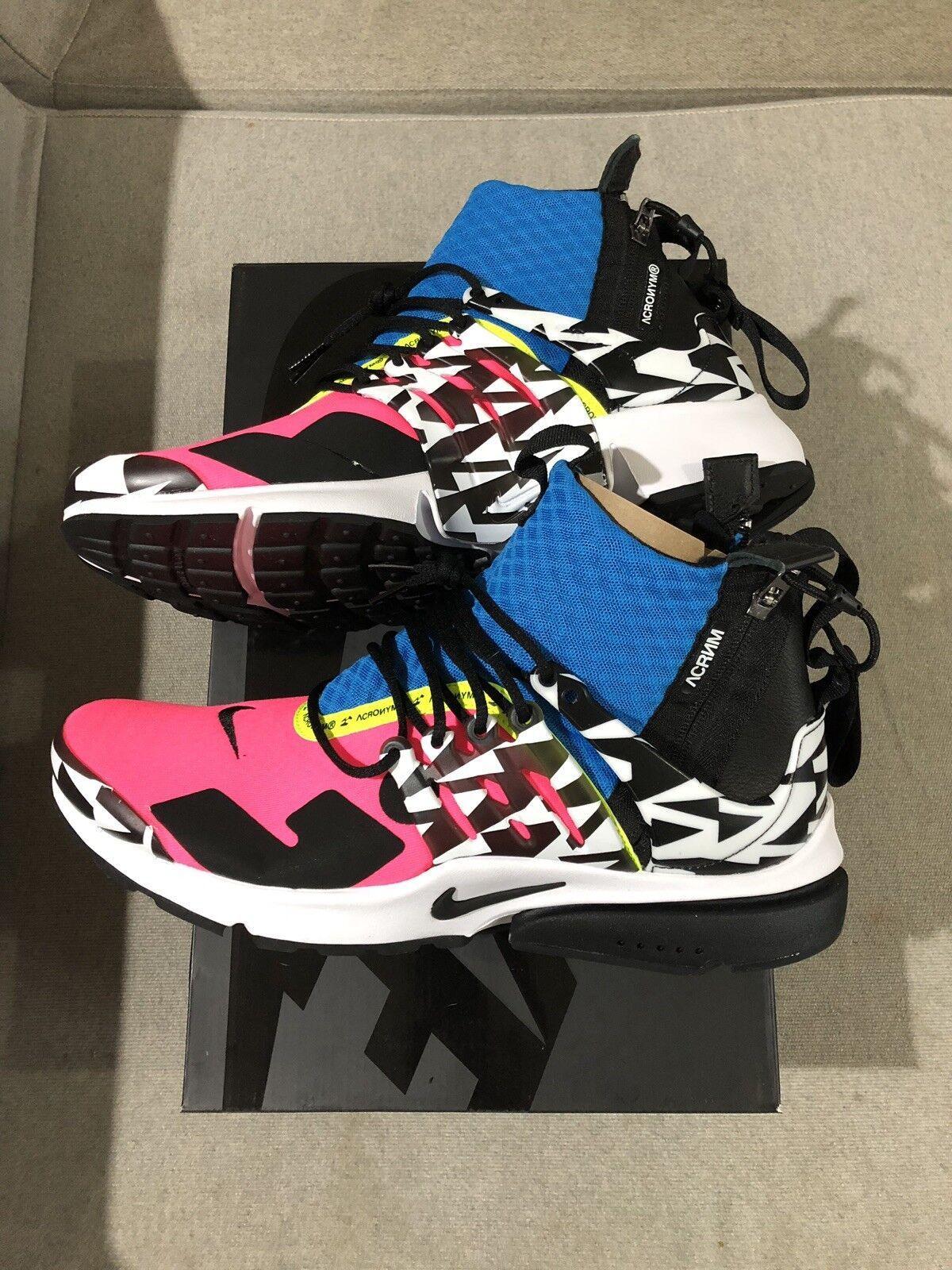 Nike Nike Nike presto abkürzung racer rosa uk6 usa7 eu40 42b4aa