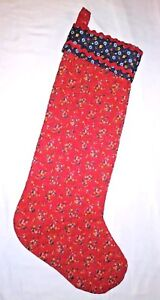 Vintage-Floral-Quilted-Red-23-034-Christmas-Stocking