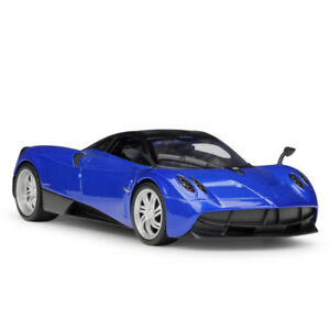 Welly-1-24-Pagani-Huayra-Roadster-Diecast-Model-Racing-Car-NEW-IN-BOX-Blue
