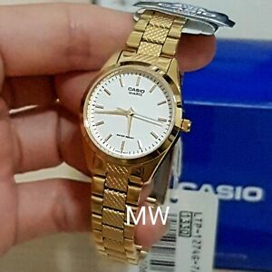 Casio-Women-LTP1274-LTP1274G-Ladies-Fashion-Stylish-Gold-Tone-Watch-LTP-1274G-7A