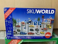 "Siku 5501 SIKUWORLD Startset ""Stadt"" NEU in OVP 1:50"