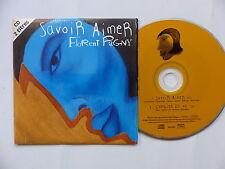 CD  single FLORENT PAGNY Savoir aimer 71456809823