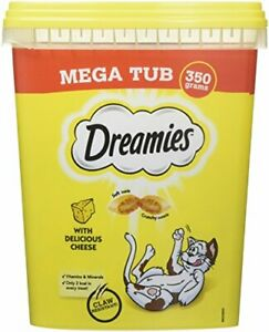 Dreamies-Cat-Treats-with-Cheese-Mega-Tub-350-g-Pack-of-2