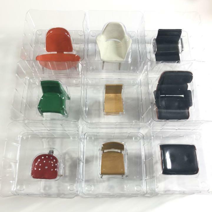 Design Interior Collection  DESIGNERS CHAIR VOL.2  scatola 9 pieces Reac Japan  disponibile