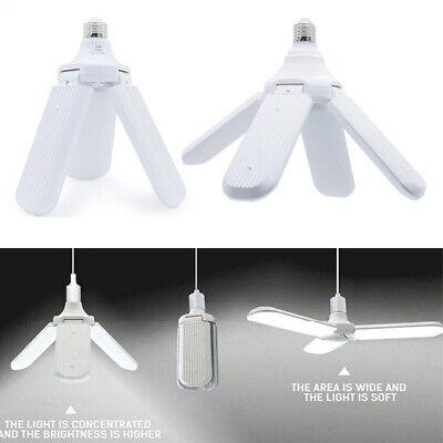 Ac95 265v Led Folding Fan Light Bulb 30w 45w 60w Bulb E27