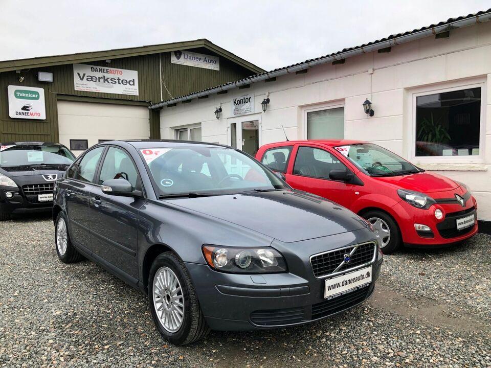 Volvo S40 1,8 Kinetic Benzin modelår 2007 km 145000