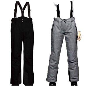 Killtec Pantaloni sci donna-Yorkton-Homa pants grigio melange, nero mis. 36,38,40,42,44,46 NUOVO  </span>