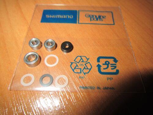 Shimano  Twinpower XD C3000HG XG Worm Shaft Slider 3 Ball Bearing Upgrade Kit