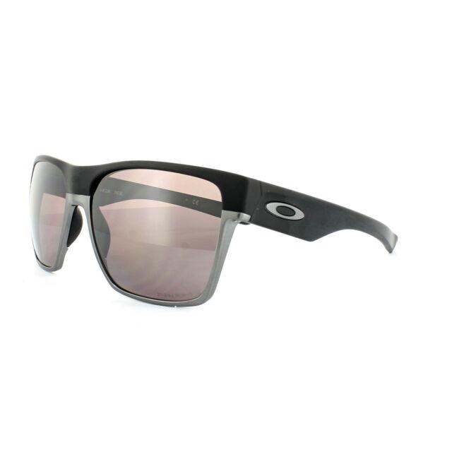 2385eb39fc Oakley Sunglasses TwoFace XL OO9350-02 Matt Black Prizm Daily Polarized