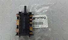 COMMUTATORE PER FORNO SMEG ORIGINALE 811730108 SERIE WE320 321 LEGGI MODELLI