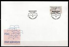 Finland / Aland - 1993 New law-system Mi. 65 FDC