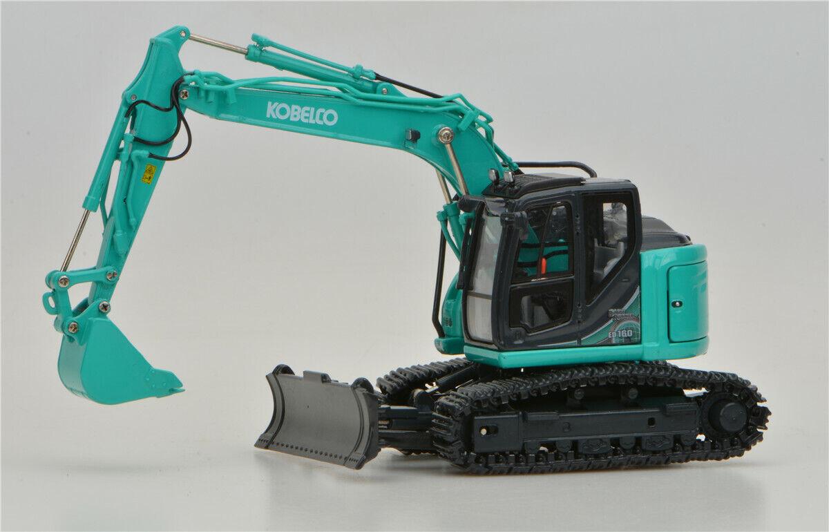 Ros 1 50 Kobelco ED 160 Edition Excavator truck  Modèle de voiture en alliage