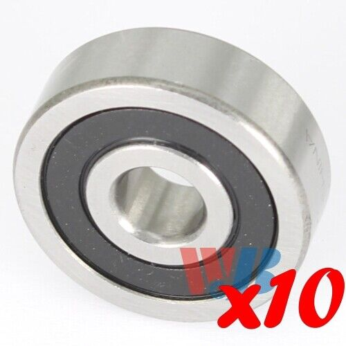 Bearing Options Miniature Bearing 689 2RS Stainless Steel