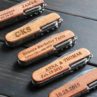 Personalized Pocket Knife Custom Multi-tool Knives Engraved Name Pocket Knife