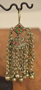 Beads-Silver-Earring-Kuchi-Swat-Silver-Single-Middle-Eastern-Kuchi