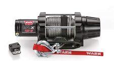 Warn Vrx S 4500 Lb Synthetic Rope Powersport Winch 101040 For Atv Utv
