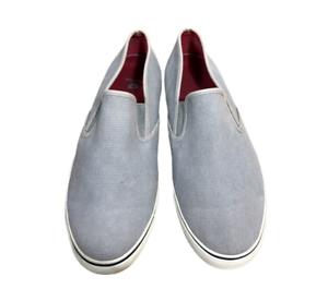SeaVees Travis Mathew Grey Loafers Size