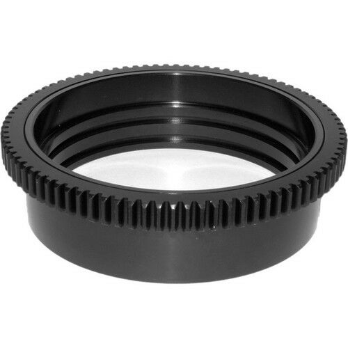 Aquatica 48722 Zoom Gear for Nikon 14-24 & 24-70mm f 2.8 or Tokina AT-X 11-16