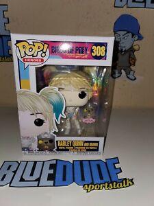 Birds Of Prey Funko Pops Harley Quinn 6 Lot 302 303 304 305 306 307 w//6 Cards