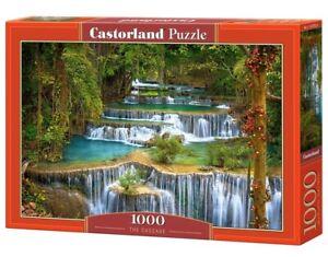 (CSC103782) - Castorland Jigsaw 1000 pc - The Cascade