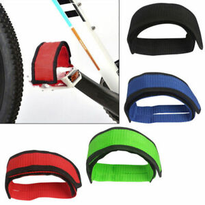 2-Pcs-Nylon-Fixed-Gear-Bike-Bicycle-Adhesive-Straps-Pedal-Toe-Clip-Strap-Belt