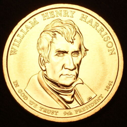 2009 P Harrison Dollar ~ Pos A ~ Business Strike from Mint Roll