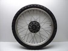 Yamaha XT250 XT 250 #5012 Aluminum Front Wheel & Tire