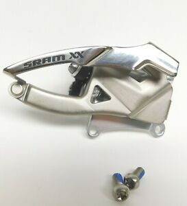SRAM-XX-2x10spd-S1-42-7mm-Direct-Mount-Front-Derailleur-Top-Pull-New-for-26-39t
